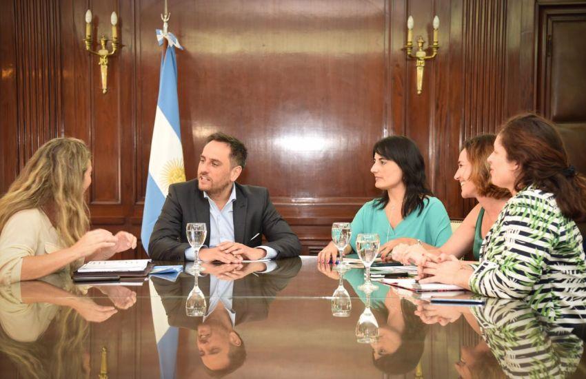 Chaco y Nación avanzan en la gestión de residuos sólidos urbanos para el Gran Resistencia