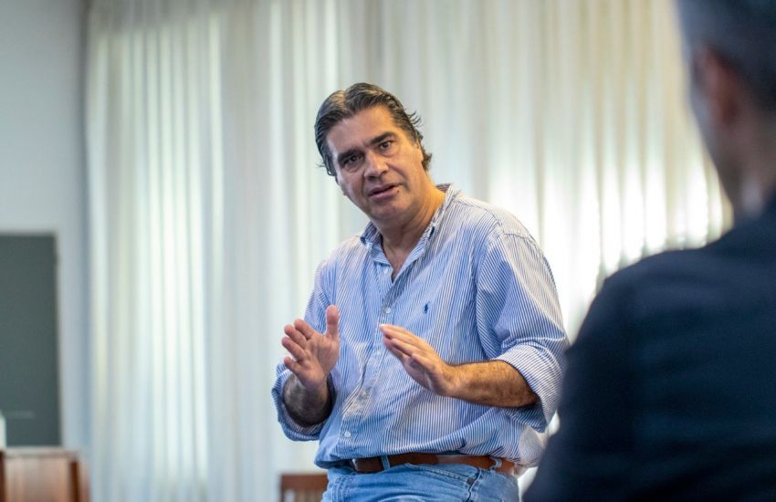 ESTRATEGIAS SANITARIAS: EL GOBERNADOR ENCABEZÓ REUNIÓN CON ESPECIALISTAS NACIONALES Y PROVINCIALES
