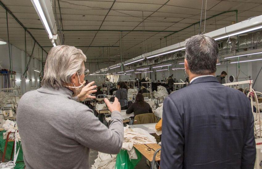 Chaco y Noción gestionan financiamiento de proyectos productivos