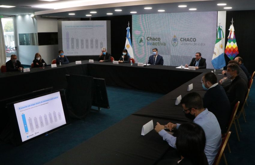 Chaco acordó con el 93% de los acreedores y ahorrara USD 212 millones hasta 2024