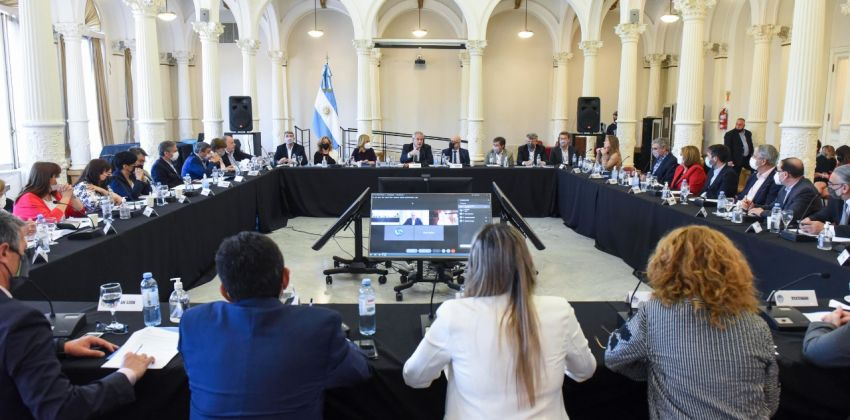 EDUCACIÓN: PISO DE 190 DÍAS DE CLASES PARA EL CICLO LECTIVO 2022 EN CHACO Y EL PAÍS
